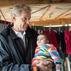 NRC´s Secretary General, Jan Egeland visits Syrian refugees in Lebanon