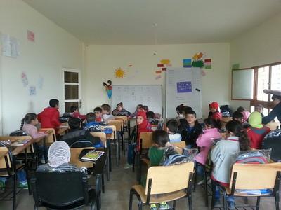 Kavli back to school Lebanon