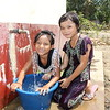 New water supply source for the villag by ECHO and NRC .
