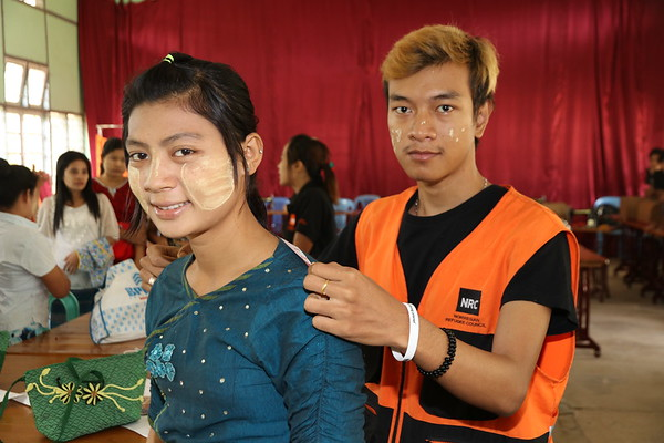 YEP for displaced youth and returnee refugees in southeast Myanmar .