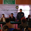 COMPLETION OF Temporary learning spaces in chin state