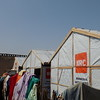 """""""I hope for a better future for my children, but for now we need assistance to stay alive,"""" says Halima (Her name is changed for privacy reasons). <br /> She is one of more than 43,000 internally displaced people and people of host communities in Maiduguri receiving assistance from Norwegian Refugee Council (NRC). <br /> 2.2 million people displaced <br /> Nigeria is one of the main countries that continue to be affected by violence in the larger Lake Chad Basin. The violence caused by Boko Haram in 2009 has left an estimated 2.2 million people displaced. Homes and livelihoods have been destroyed and many households are struggling to survive under desperate conditions. <br /> Amidst the many dire and tragic stories, however, a little joy can be found. in 2015, Halima and her husband escaped the massacre caused by insurgents in Baga. Together with their three children aged 11, 6 and 3, they walked almost 230 km to seek safety in Maiduguri, northeast Nigeria. On arrival, the family found shelter in a primary school classroom, sharing little space with 20 other displaced people who had all fled from violence. Shortly after, the family was registered by NRC and on 31 July 2016 they received a shelter.<br /> Just in time<br /> The shelter came just in time, with Halima giving birth to twin girls in their new home just two days later. When looking at her babies, she smiles. <br /> """"There was no time to get to a hospital, everything was going very fast"""". Despite the stress of displacement and illness, Halima is relieved her babies were born healthy. <br /> While still adjusting to life in Maiduguri, she says """"NRC assistance made a difference. Life is difficult but at least our family has a place to live."""" <br /> A proud mother of five children, she fears for their future. Her husband used to be a fisherman and now generates some income as a tailor. Her children do not go to school and her family misses the life they had before they were displaced. <br /> Following shelter """