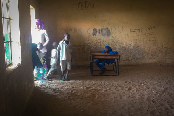 NOT YET APPROVED: Education project in Maiduguri,  Nigeria