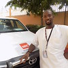 Idris, NRC Driver in Maiduguri