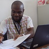 Mustapha, Shelter Project Coordinator