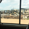 Image of the damage made to the houses after renewed fighting in Juba in July 2016. Carina took part of an assessment of the area when these photos were taken.<br /> Photo: NRC/Carina Hansen.