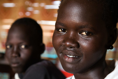 Third Christmas in IDP site in Juba
