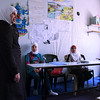 """Warda, a mother of three children, teaches Arabic and Maths at this centre in Sahnaia on the outskirts of Damascus, Syria. <br /> <br /> Warda said: """"A lot of the displaced children have dropped out of school, some of them for years, so it's hard for them to catch up on their education. Many of them have to work because there are no other breadwinners in their families. Having had to flee their houses affects them in so many ways. <br /> <br /> """"I love coming here to teach because, as a mother, I know how important education is for my children.""""<br /> <br /> Supported by NRC, the centre is run by a community-based association which assists around 150 displaced children from across Syria and others from the community catch up on their education. The centre runs catch-up classes for children and hosts recreational and life skills activities through its Summer Programme for children who have been out of school because of the crisis and displacement. Children are prepared to pass government-recognised exams in Arabic, Maths and English so they can eventually return to formal schools.  NRC also helps to facilitate a vital link between this community-based initiative and the Ministry of Education.  <br /> <br /> NRC has been supporting the centre since June 2016, providing student backpacks and supplies, teaching materials, teacher training, and providing administrative support to the association.  <br /> <br /> Photo: Karl Schembri/NRC<br /> 24 August 2016"""