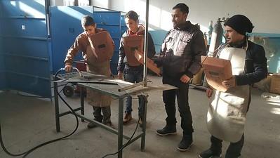 Vocational Training Program, Ankara