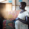 NRC has the right to use and publish these photos for TWO years, until August 2018. Photographer Sofi Lundin to be credited every time they are published.<br /> <br /> Adjumani, north Uganda, August 2016. <br /> <br /> Agnes Drabua, 35, has five children and is pregnant with her sixth. she arrived with her children in Adjumani after having escaped the fighting that erupted in July in South Sudan. Now she waits for a place to stay with her children in one of the settlements.<br /> <br /> <br /> NRC assists refugees having crossed into north Uganda after the renewed fighting in South Sudan. Between 7 July and 25 August, close to 95,000 South Sudanese refugees crossed into north Uganda<br /> <br /> Photo: Sofi Lundin
