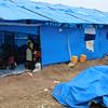 Shelter by NRC at Eden Settlement