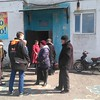 ICLA Legal Counseling for Grey Zone Residents during NFI Distribution in Popasna