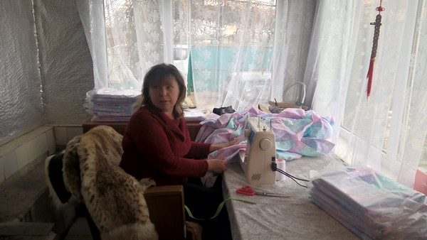 Livelihood: Sewing Project