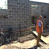 Media Tour to Core House Construction Site in Popasna