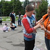 Distribution of bracelets for participants of the competition