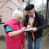 Lidiia with Shelter Engineer Oleksandr Prokopov