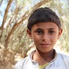 "Nasser Ali  (Mohammed's son) is 8 years old. He goes to school, and is now in 2nd grade. He is the only one from his entire family what was not physically hurt when the airstrike hit. <br /> <br /> ""I was sleeping, and then I woke up when there was a big noise, and we ran to the car and drove away."" <br /> <br /> Photo: NRC/Alvhild Stromme"