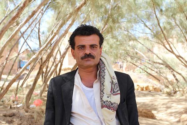 IDPs displaced from Jabal Ayoub, 12 April 2017
