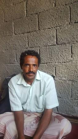 Mohammed's story, Taiz, March 2017