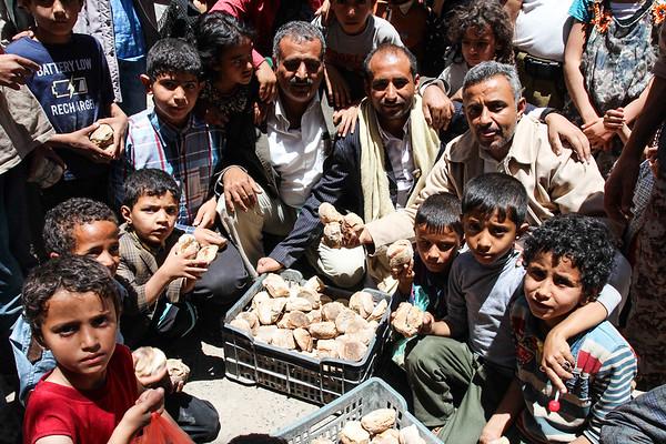 Baking Bread in Beleili