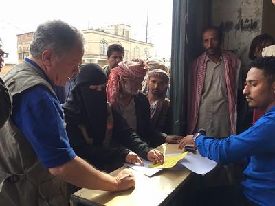 WFP Excutive Director Visit