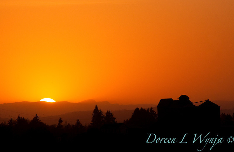 Valley Sunset_051B