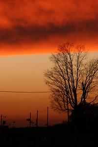 08 11 05 Mercur Hill Sunset  0007
