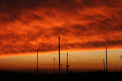 08 11 05 Mercur Hill Sunset  0001