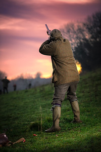 December Shooting Party