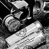 Holloway & Naughton Shotgun with vintage cartridges