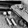 Holloway & Naughton Shotgun and Metal Cartridges