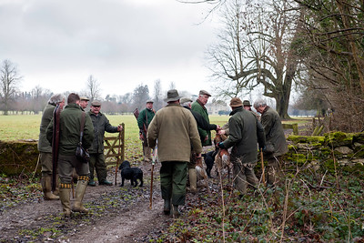 The Pheasant Shoot