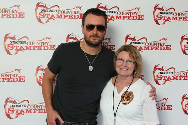 Eric Church Meet & Greet