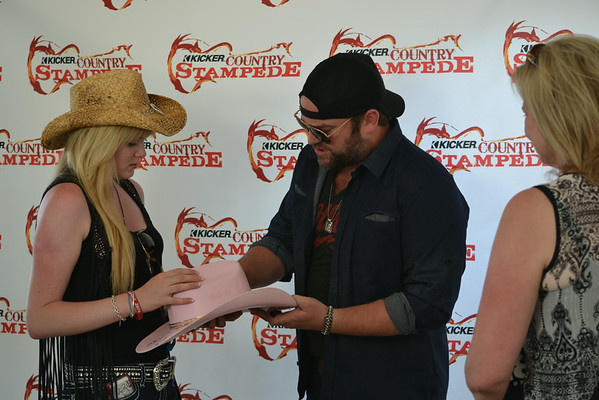 Lee Brice Meet & Greet