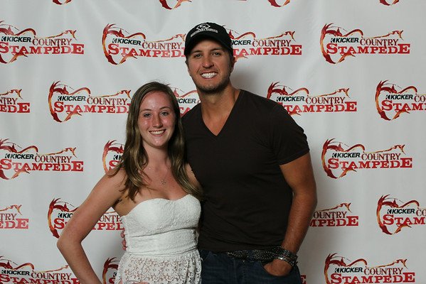 Luke Bryan - Meet & Greet
