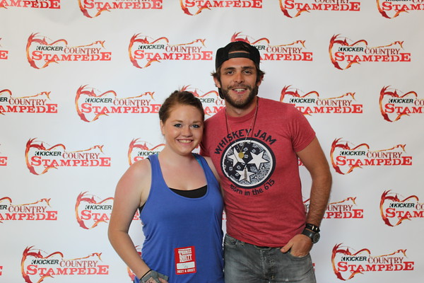 Thomas Rhett Meet & Greet