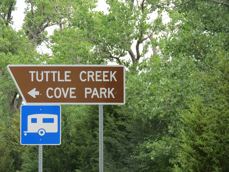 Find your way to Tuttle Creek <br /> (Rachel Kamm | Collegian Media)