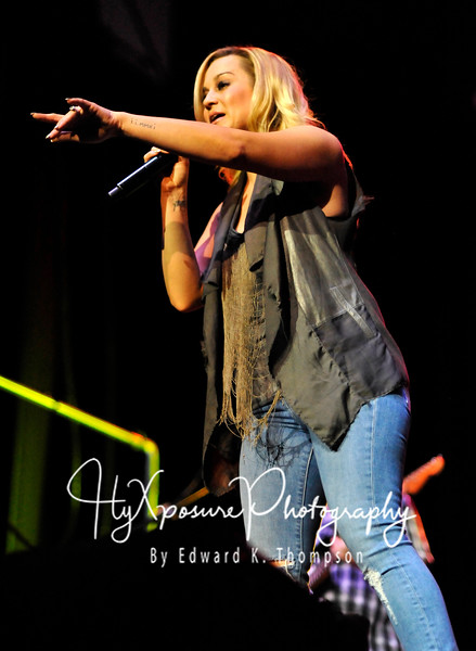 Country Star Kelli Pickler LIVE at Latrobe Memorial Stadium