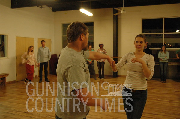 Country Swing Dance