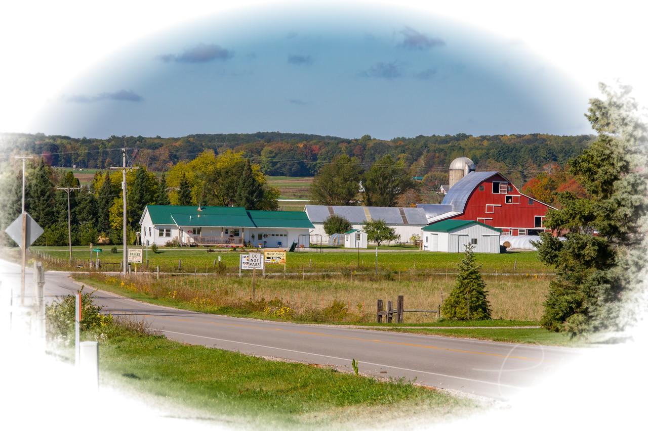 Amish Farm - Mio MI