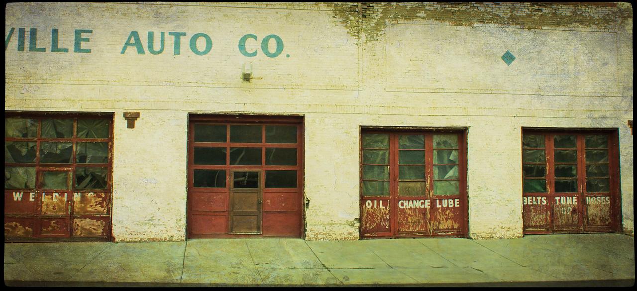 washington garage copy