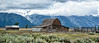 Sept 7 - Moulton Barn on Mormon Row, Jackson Hole, Wyoming