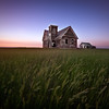 July  9 - Milk River Valley Church, Montana<br /> <br /> Abandoned on the northern prairie of Montana