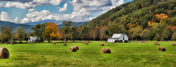 Oct 10 - Country Fall in West Virginia