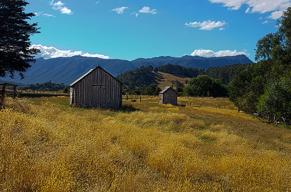 Barns - Tasmania