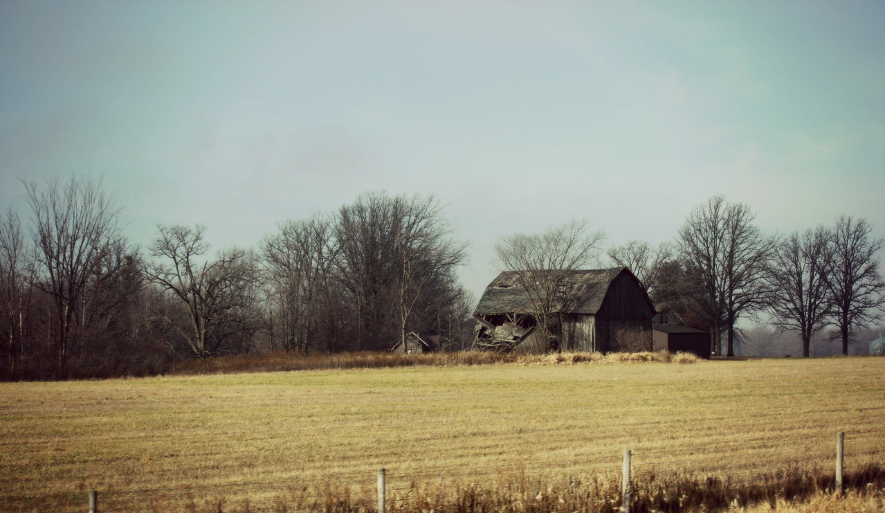Battered Barn
