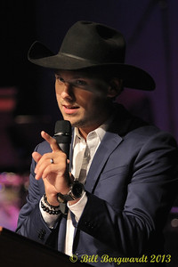 Brett Kissel - host - Legends Show