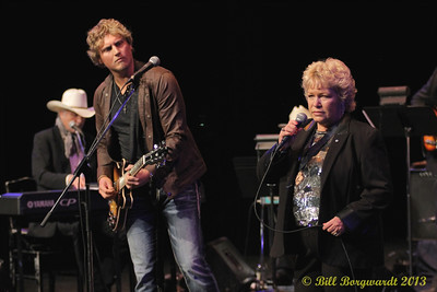 Jason Blaine & Carroll Baker - Legends Show