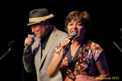 Randall Prescott & Tracey Brown - Legends Show