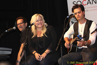 Hey Romeo, hosts of Day One - Songwriters Cafe